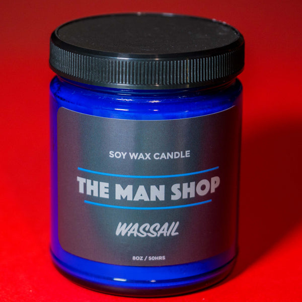 WASSAIL HOLIDAY CANDLE MAN SHOP