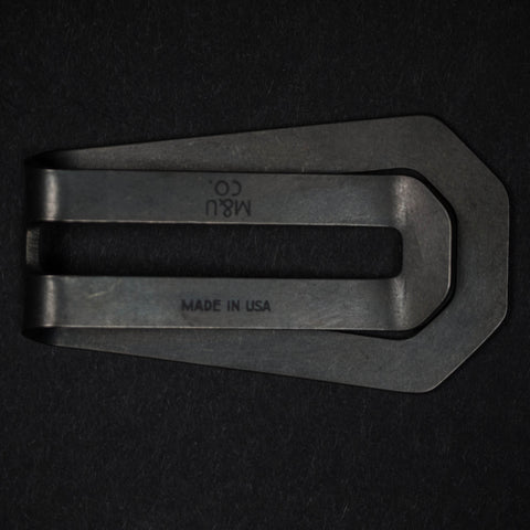 SO MONEY CLIP BLACK - THE LODGE  - 2