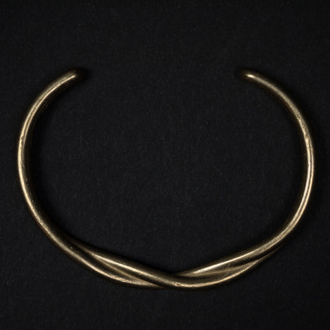 TWISTED CUFF BRASS - THE LODGE  - 1