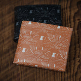 EAGLE LEATHER BILLFOLD TAN- LIMITED EDITION - THE LODGE  - 6