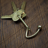 BRASS PENDULUM KEY HOOK - THE LODGE  - 4