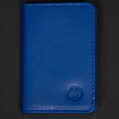 WASHINGTON COBALT BI-FOLD WALLET - THE LODGE  - 1