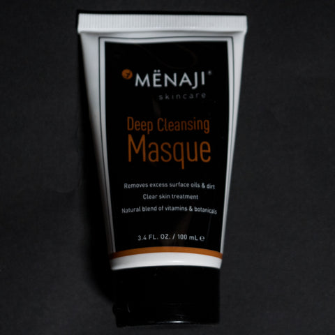 Menaji Deep Cleansing Clay Mask at The Lodge