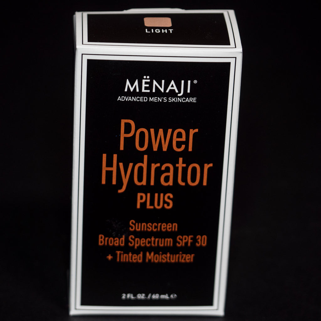 LIGHT SPF30 POWER HYDRATOR PLUS TINTED BB MOISTURIZER MENAJI