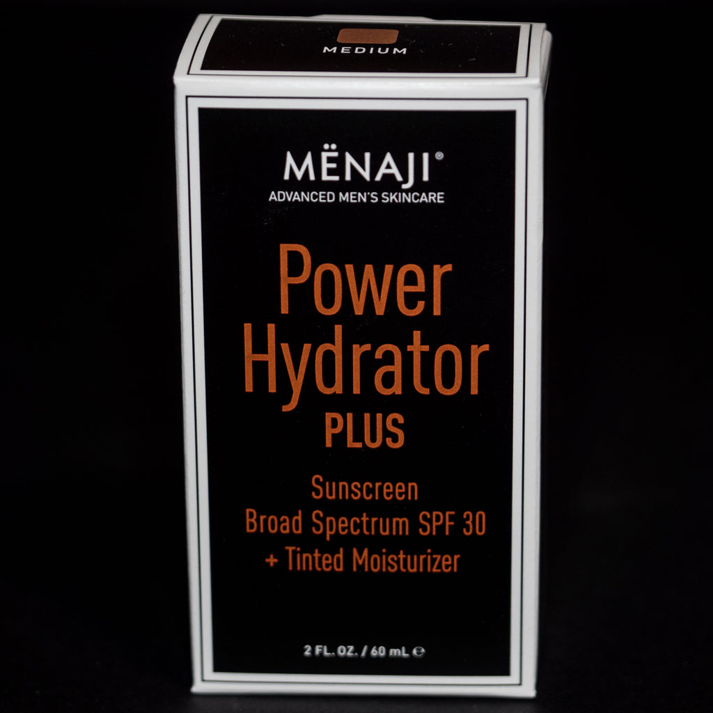 MEDIUM SPF30 POWER HYDRATOR PLUS TINTED BB MOISTURIZER MENAJI