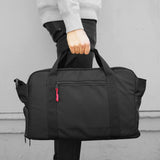 DSPTCH BLACK GYM/WORK DUFFEL BAG