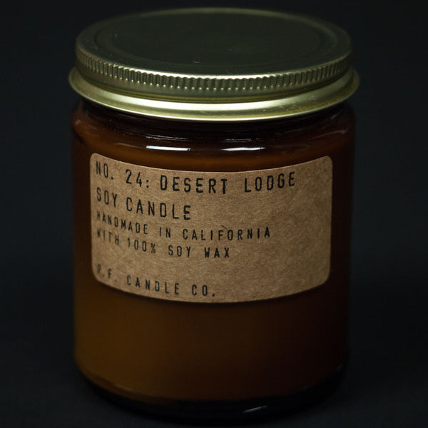 DESERT LODGE SOY WAX CANDLE - THE LODGE  - 1