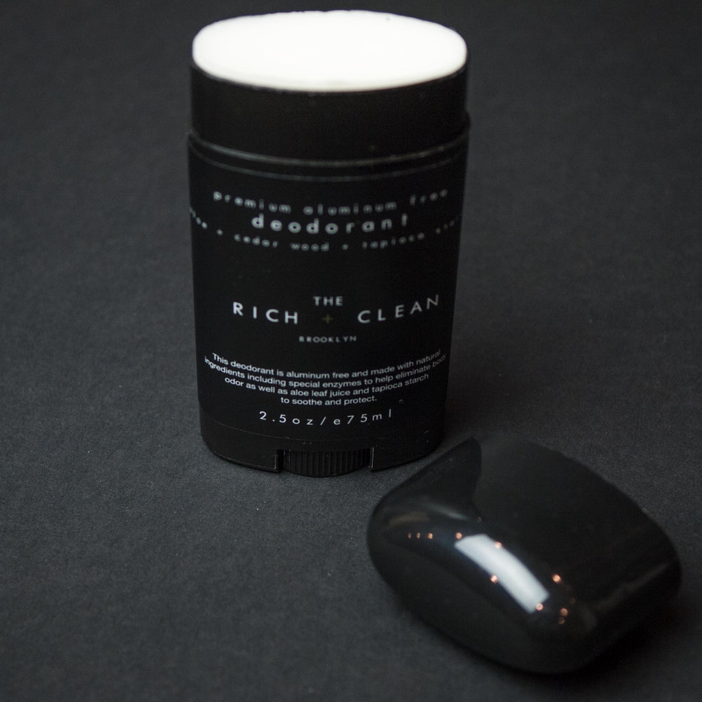 THE RICH + CLEAN PREMIUM DEODORANT