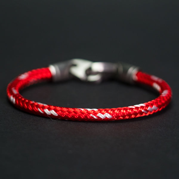 Sailormade Contender Bracelet Red at The Lodge