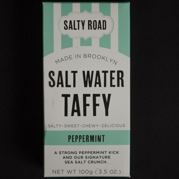 Salty Road Peppermint Salt Water Taffy at The Lodge
