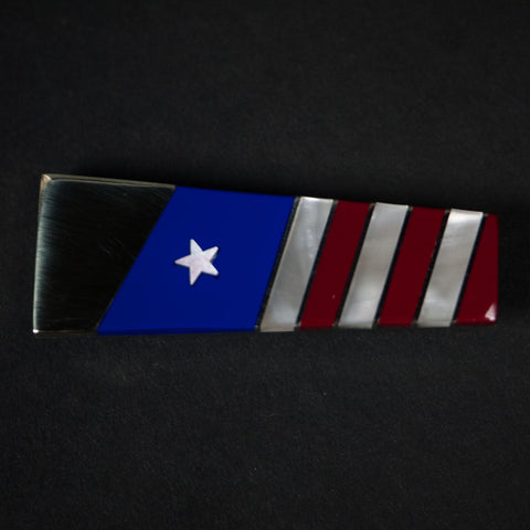 LONE STAR MONEY CLIP - THE LODGE  - 1