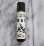 STEWART & CLAIRE LIP BALM MINT - THE LODGE  - 4