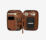MOD TABLET 2 AIR/MINI ORGANIZER CASE COGNAC - THE LODGE  - 9
