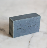 The Rich + Clean Juniper Berry Soap at The Lodge