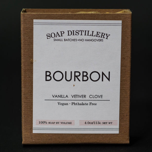 Soap Distillery Bourbon Soap at The Lodge