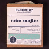 Soap Distillery Mint Mojito Soap at The Lodge