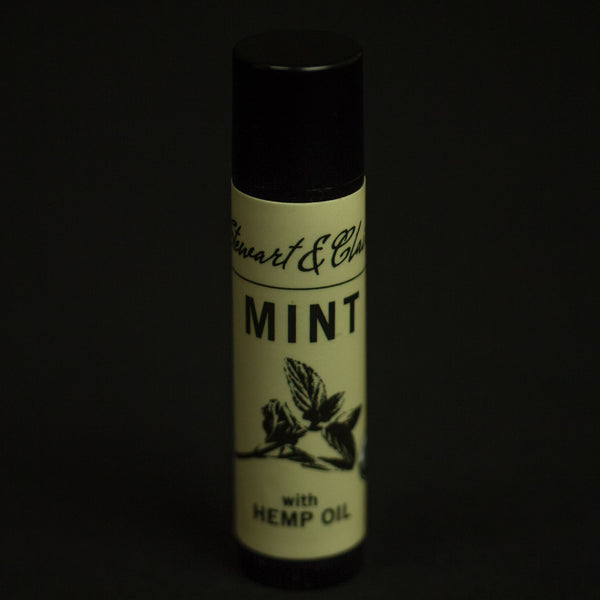 Stewart  Claire Mint Lip Balm at The Lodge