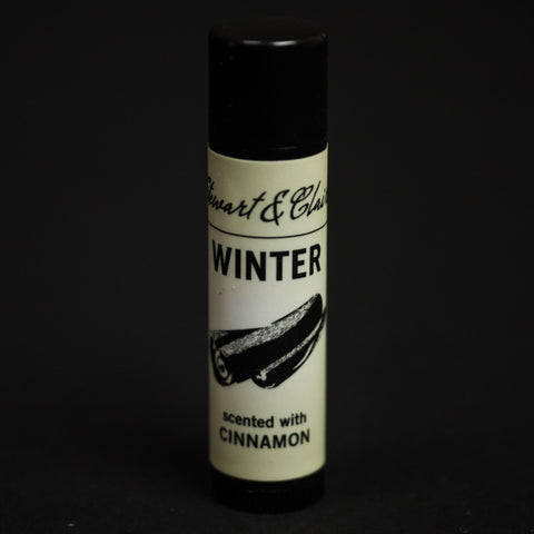 Stewart & Claire Winter Lip Balm at The Lodge