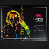 JERRY GARCIA COLORING BOOK SET