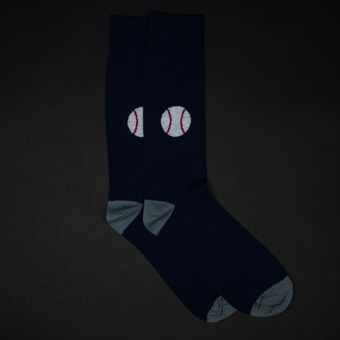 The Lodge Cooperstown Baseball Socks