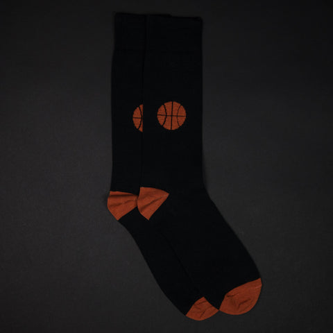 The Lodge Hang Time Cotton Basketball Socks