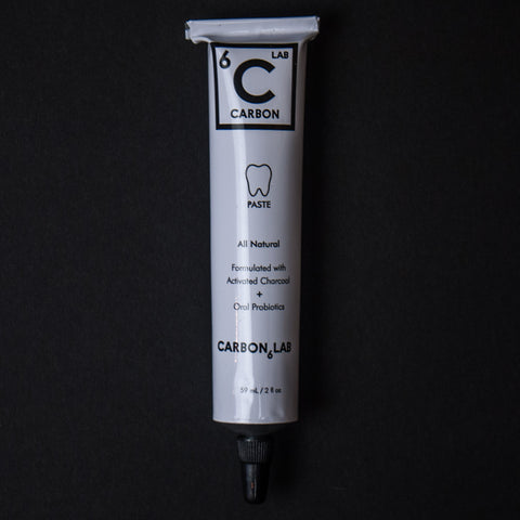 CARBON 6 LAB CHARCOAL TOOTHPASTE