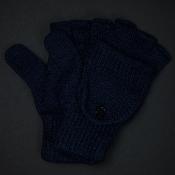 The Lodge Garrison Glitten Glove Navy