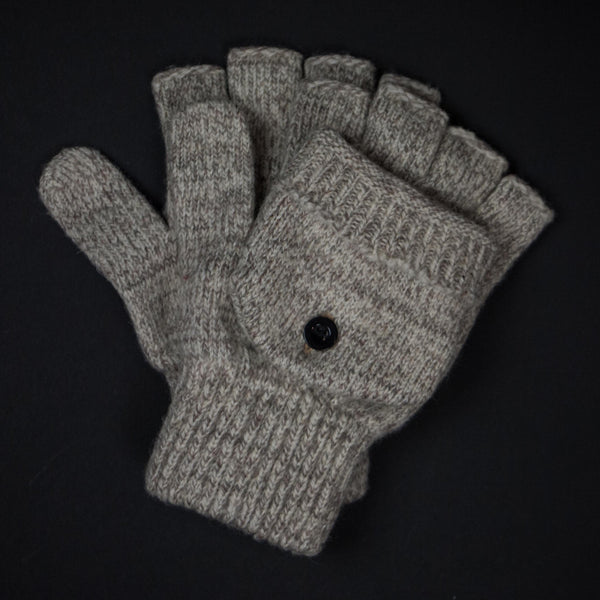 The Lodge Garrison Glitten Glove Oatmeal