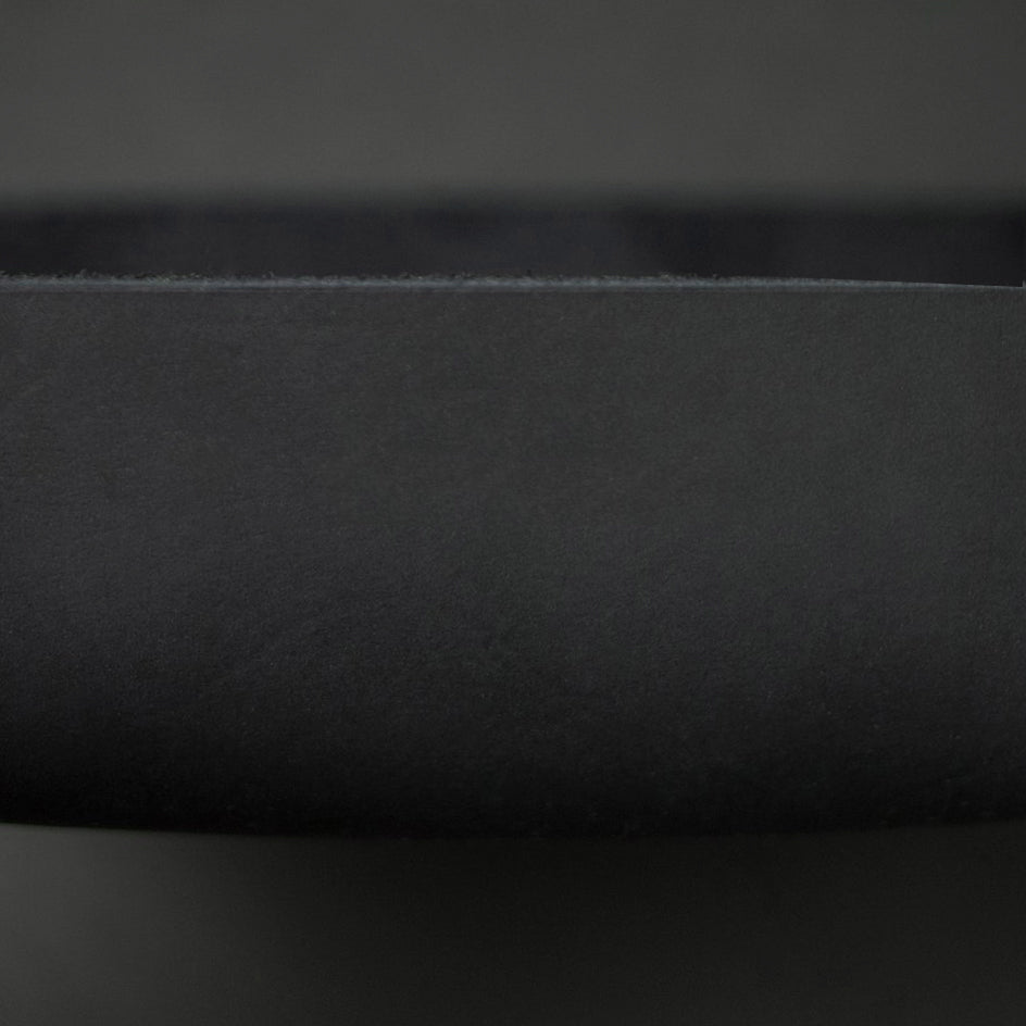 BLACK LEATHER SMALL MANTRAY™ VALET TRAY