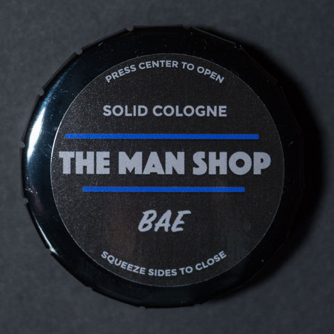 The Man Shop Bae Solid Cologne at The Lodge Man Shop