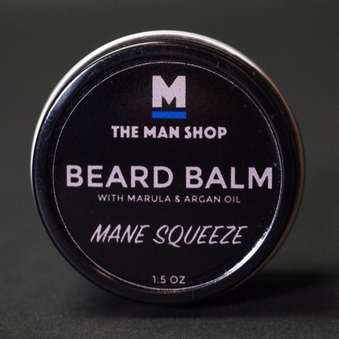 MANE SQUEEZE MAN SHOP BEARD BALM
