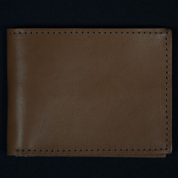 NIGHTCAP TAN BILLFOLD WALLET - THE LODGE  - 1