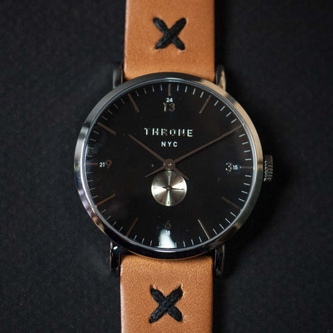 Throne 1.0 Watch Black/Natural at The Lodge