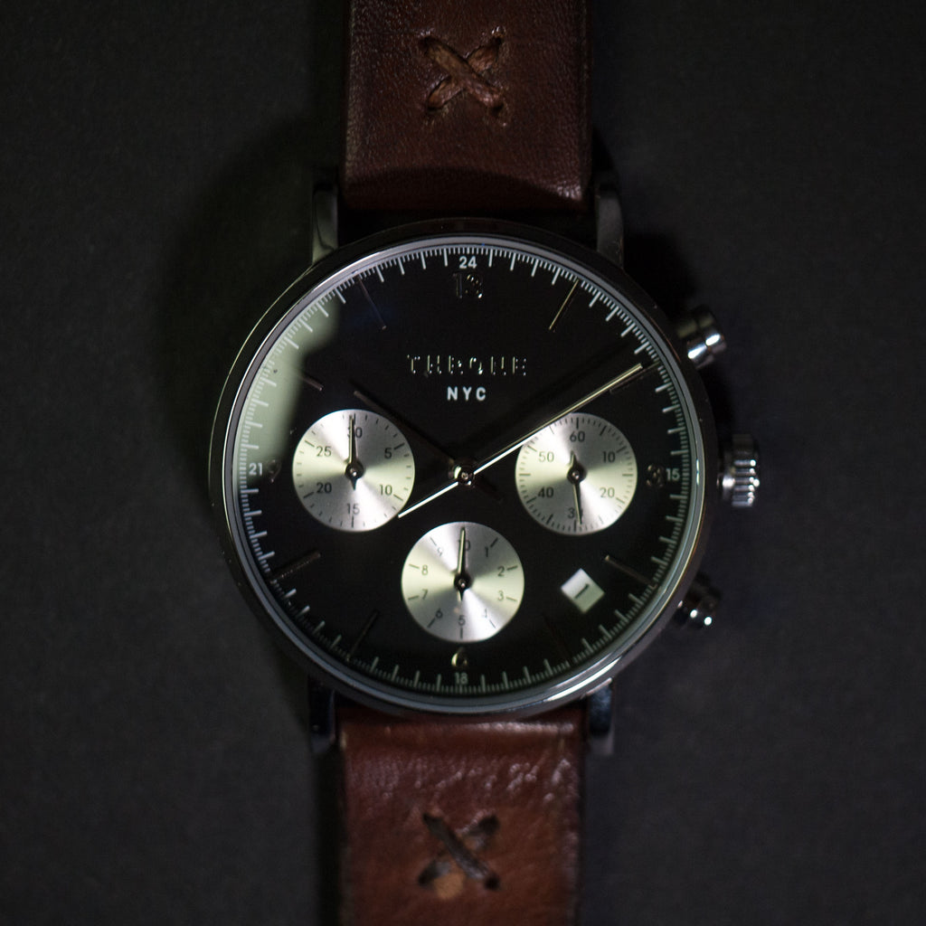 worn wound model products watches ww shop cordovan whiskey