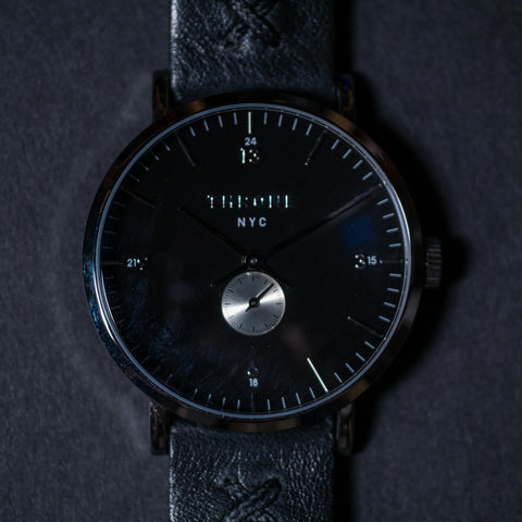 Throne Ramble 1.0 Watch Black/Black at The Lodge