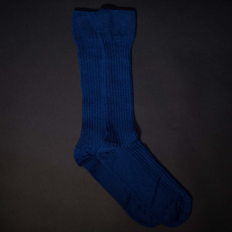 The Lodge Tompkins Merino Wool Rib Socks