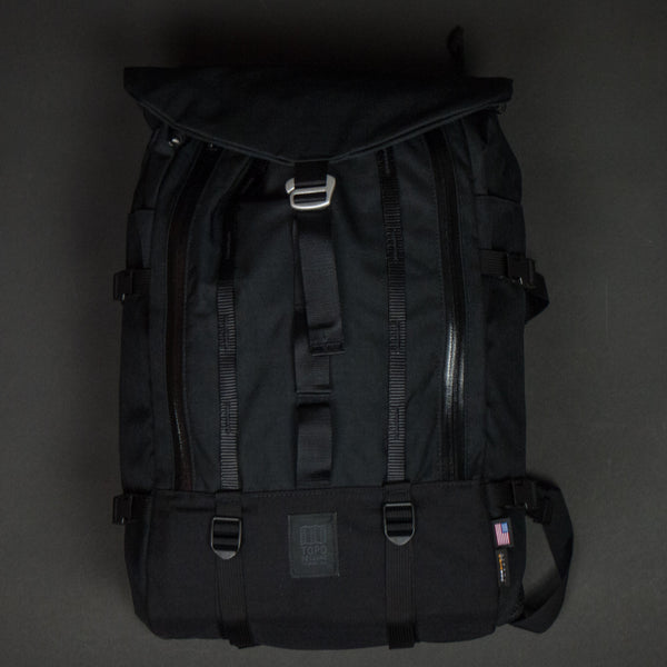 Topo Designs Black Mountain Pack at The Lodge