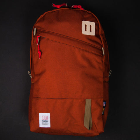 Topo Designs Daypack Clay at The Lodge Man Shop