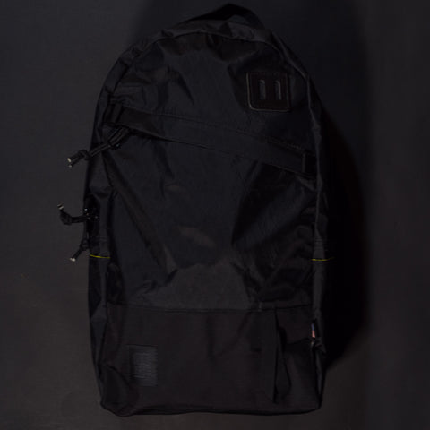 Topo Designs Backpack Daypack X-Pack Black at The Lodge