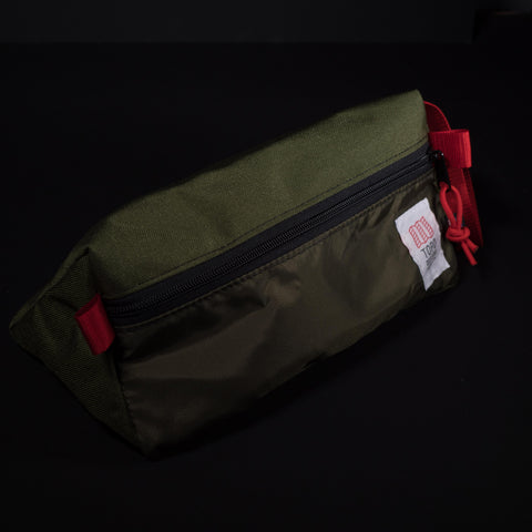 Topo Designs Dopp Kit Olive at The Lodge Man Shop