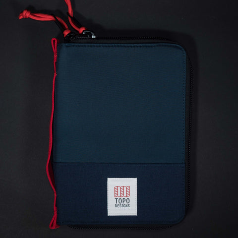 Topo Designs Global Case Navy at The Lodge Man Shop