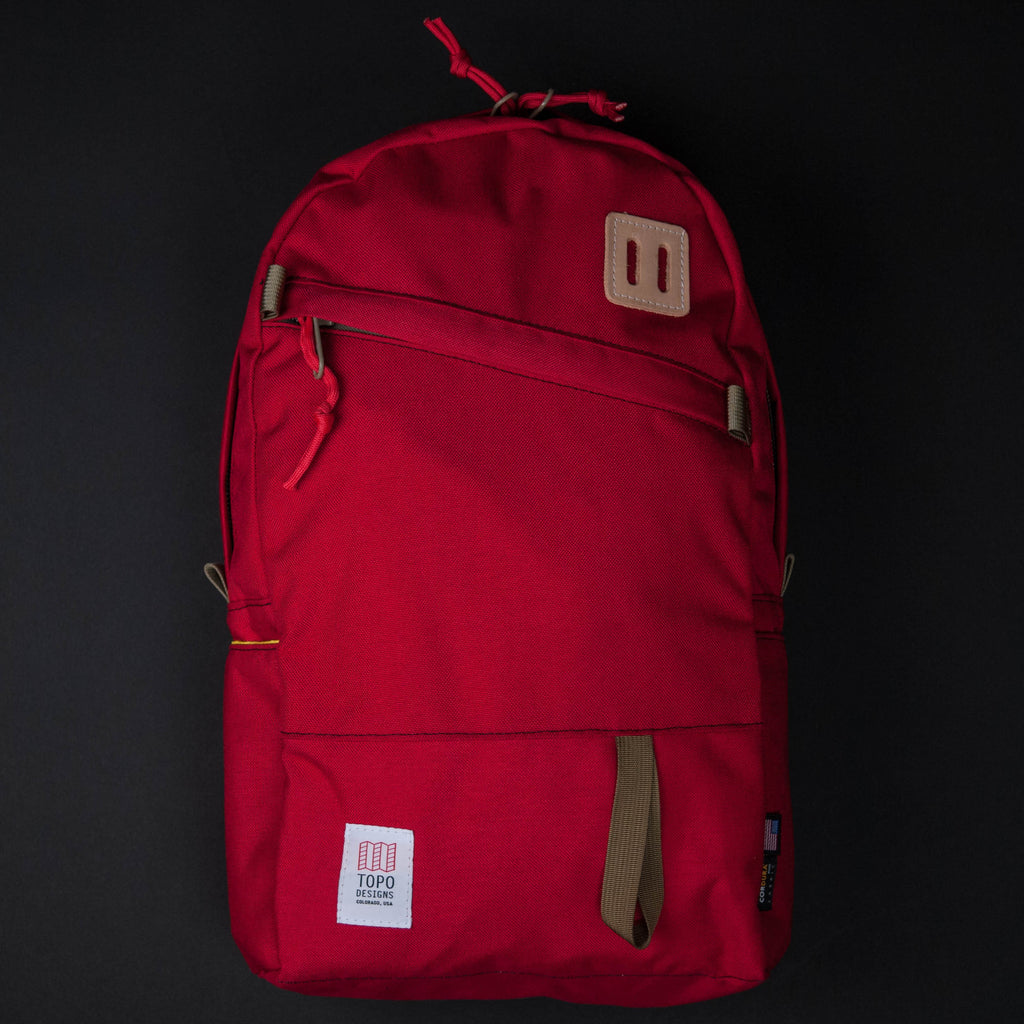 RED TOPO DESIGNS DAYPACK BACKPACK