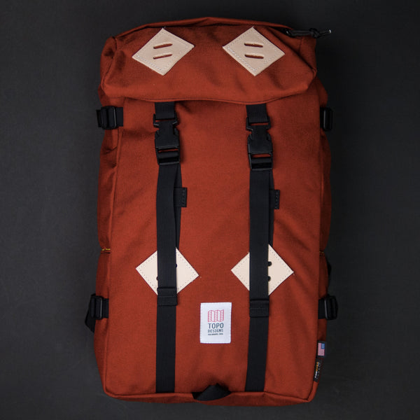 Topo Designs Clay Klettersack at The Lodge