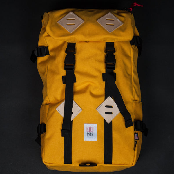 TOPO SAFFRON KLETTERSACK BACKPACK - THE LODGE  - 1