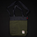Topo Designs x Woolrich Olive Cinch Tote at The Lodge