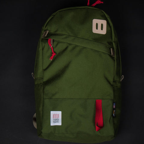 TOPO OLIVE DAYPACK - THE LODGE  - 1