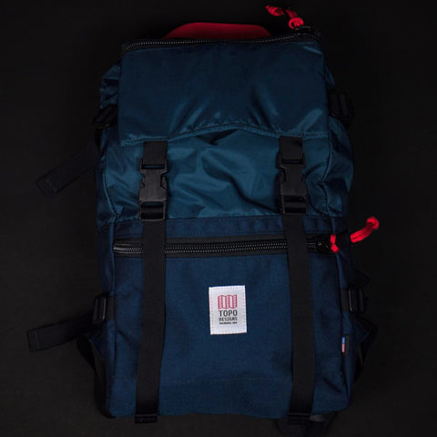 Topo Designs Rover Pack Backpack Navy