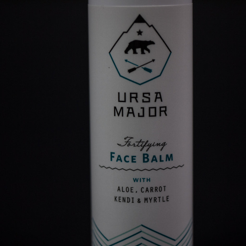 URSA MAJOR FORTIFYING FACE BALM - THE LODGE  - 3