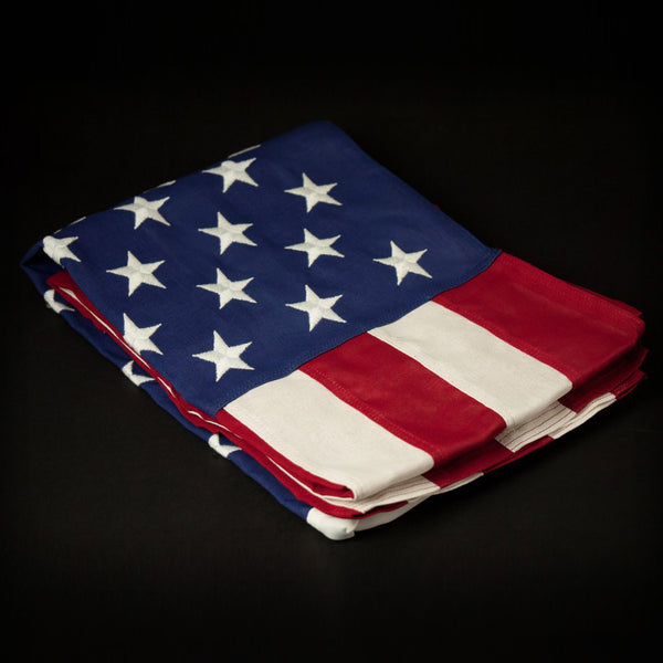 US FLAG INDOOR 3 FT BY 5 FT - THE LODGE - 1