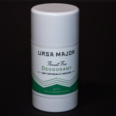 Ursa Major Forest Fix Deodorant at The Lodge